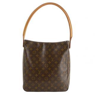Louis Vuitton Looping GM Monogram Tote Bag
