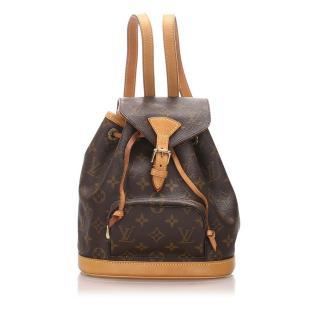 Louis Vuitton Monogram Mini Montsouris