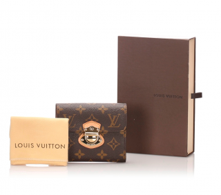 Louis Vuitton Monogram Joey Wallet