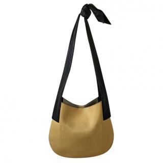 Celine Colourblock Leather Tote Bag