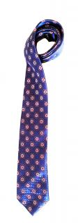 Canali Silk Printed Men's Tie