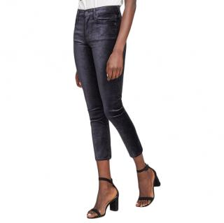 Citizens of Humanity  Harlow Stretch Velvet Jeans