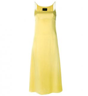 C�dric Charlier Midi Slip Dress