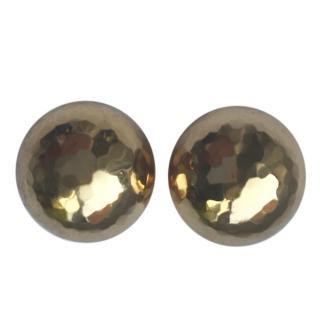 Christian Dior Vintage Disco Ball Earrings