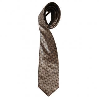 Louis Vuitton SIlk Printed Men's Tie