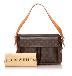 Louis Vuitton Monogram Viva Cite GM