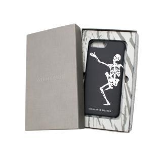 Alexander McQueen Dancing Skeleton Iphone 8Plus Phone Case
