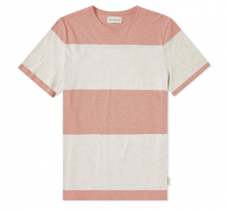 Oliver Spencer Tatton Stripe T-Shirt