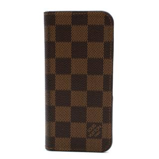 Louis Vuitton Damier Ebene Iphone 5 Phone Case