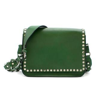 Isabel Marant Calibar Green Shoulder Bag