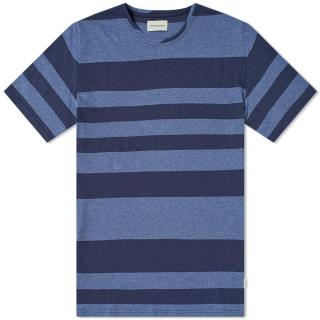 Oliver Spencer Conduit Tee in Penryn Navy