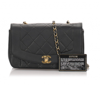 Chanel Diana Flap Crossbody Bag