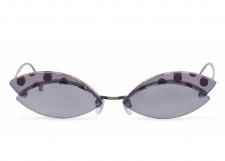 Fendi DeFender Aviator Sunglasses