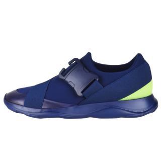 Christopher Kane Low Top Neon Spoiler Sneaker