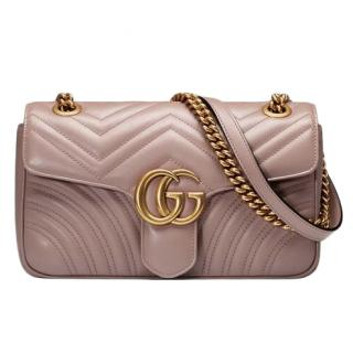 Gucci GG Marmont matelass� shoulder bag