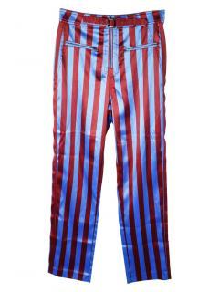 Self-Portrait Candy Stripe Pants
