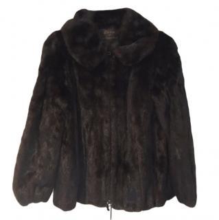 Blackglama Vintage Mink Fur Coat