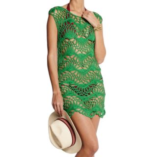 Melissa Odabash Cindy crocheted beach dress