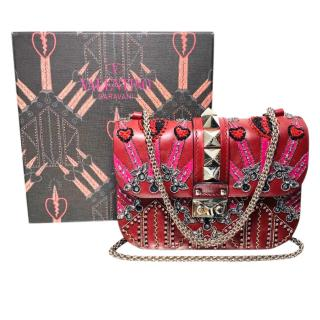 Valentino Garavani Love Blade Glam Rock Bag