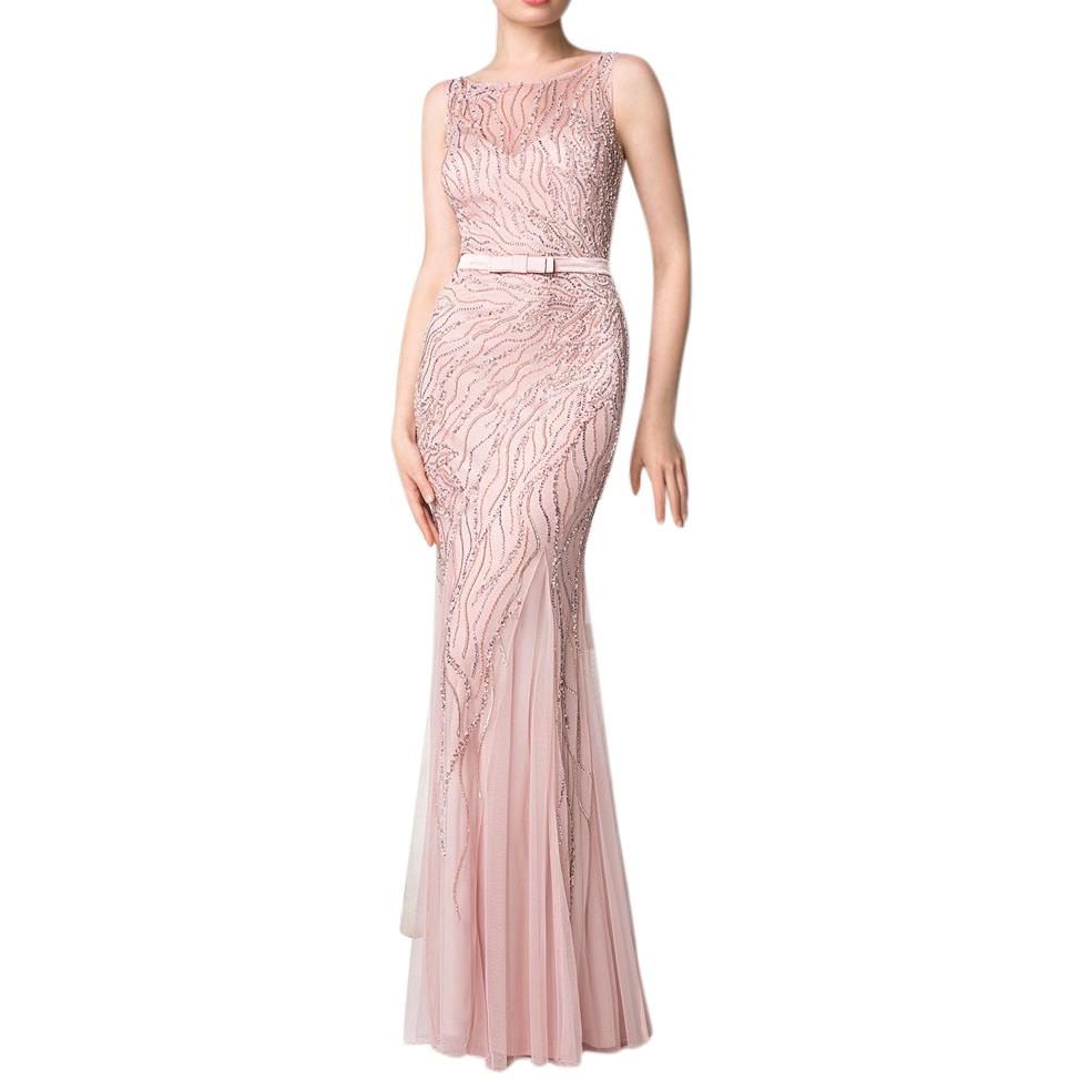 Demetrios Bridal Maxi Bridesmaid's Dress