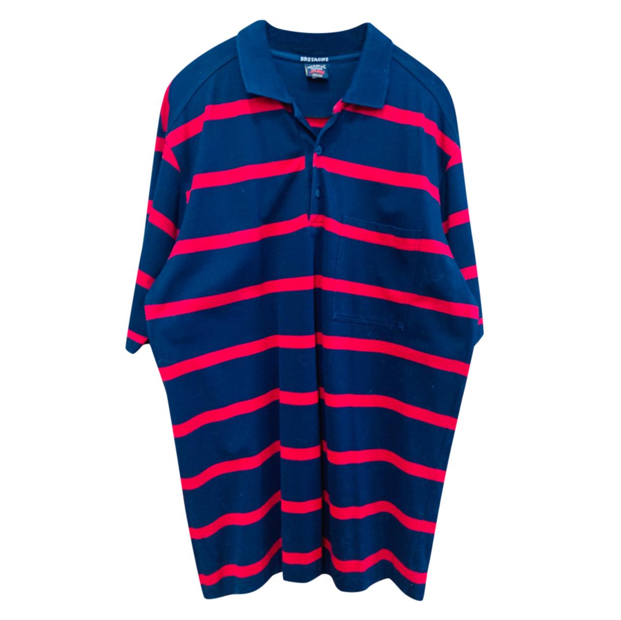 Paul & Shark mens striped polo shirt