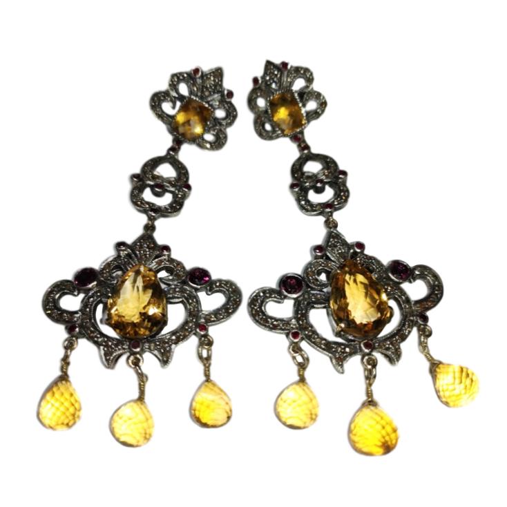 Bespoke Chandelier Earrings