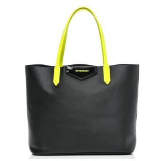 GIVENCHY Calfskin Small Antigona Shopper Tote