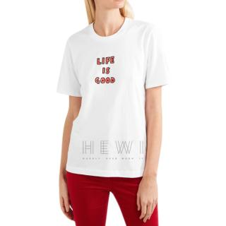 Markus Lupfer 'Life is Good' T-Shirt