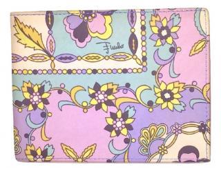 Emilio Pucci Printed Bi-Fold Wallet