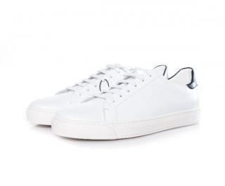 Anya Hindmarch White Wink Sneakers