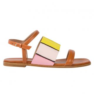 Paul Smith Colourblock Constance Sandals