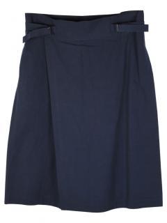 Issey Miyake Paneled Skirt Shorts
