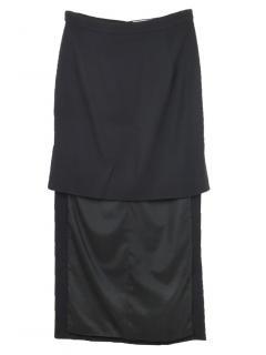 Preen By Thornton Bregazzi Split Hem Skirt