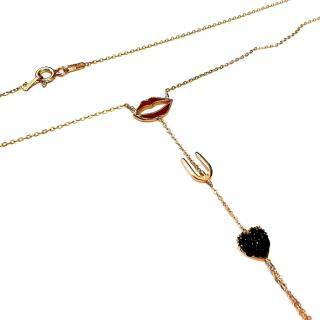 Aamaya Kiss You Love Necklace