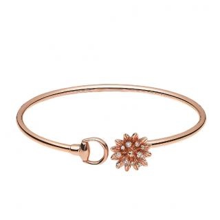 GUCCI Flora 18ct rose gold bracelet