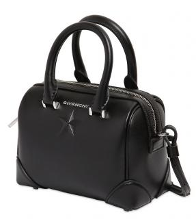 Givenchy Black Star Embossed Lucrezia Micro Bag