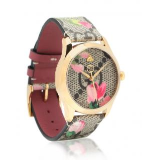 Gucci Floral G-Timeless Watch