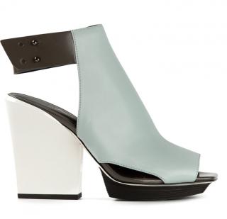 3.1 Phillip Lim Juno High Vamp Sandals