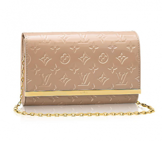 Louis Vuitton Monogram Vernis Dune Ana Chain Bag