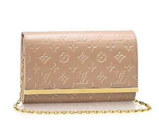 Louis Vuitton Monogram Vernis Dune Ana Chain Bag