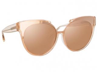 Linda Farrow Sami 790 C4 Oversized Sunglasses