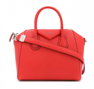 Givenchy Small Red Antigona Bag