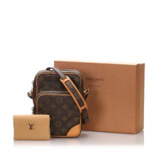 Louis Vuitton Monogram Amazone Shoulder Bag