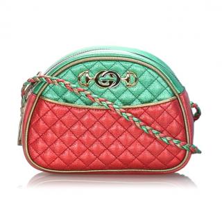 Gucci Mini Trapuntata Crossbody Bag