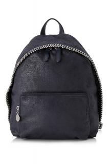 Stella McCartney Mini Falabella Shaggy Deer Backpack