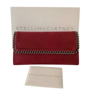 Stella McCartney Red Falabella Wallet