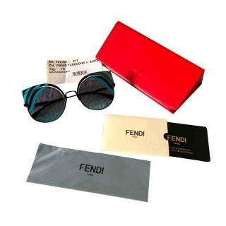 Fendi Cat-Eye FOG301 Sunglasses