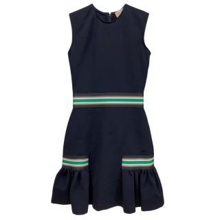 Christopher Kane Colour Block Sheath Dress