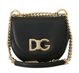 Dolce & Gabbana Black WIFI Crossbody Bag