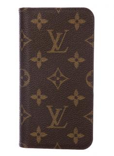 Louis Vuitton Monogram iPhone X/XS Folio Case